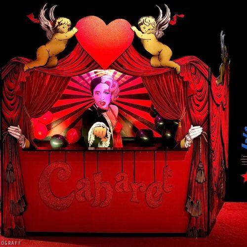 Cabaret Mr. Lolo à La Réserve / 2016