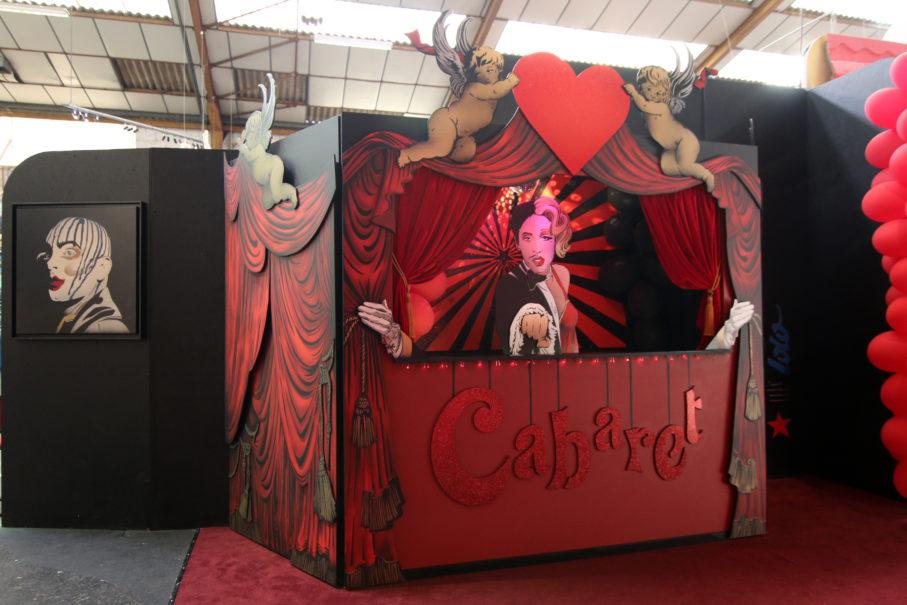 Cabaret Mr. Lolo à la Réserve Malakoff / 2016