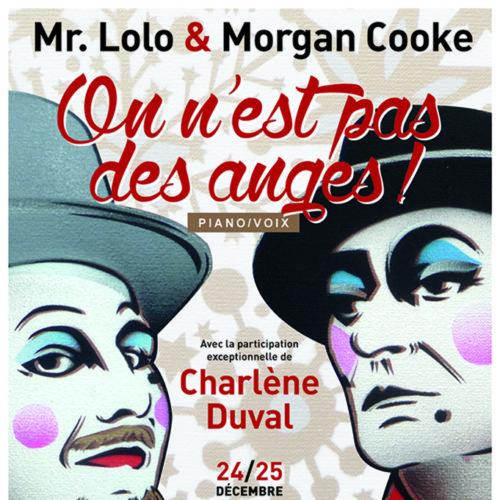 2014 / On n'est pas des Anges ! / Affiche / Limonaire Paris (9e)