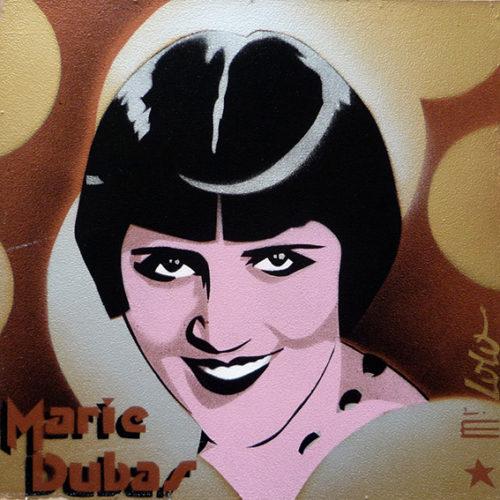 MARIE DUBAS (30x30) / 2009