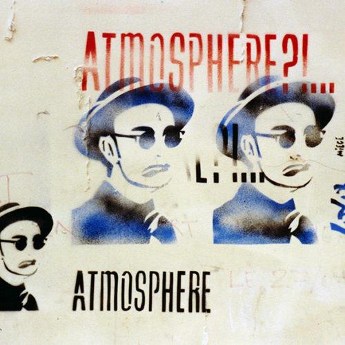 1988 / Atmosphère ?! / Paris (4e)