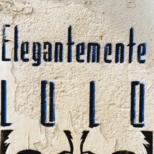 1988 / Elegantemente Lolo / 75011
