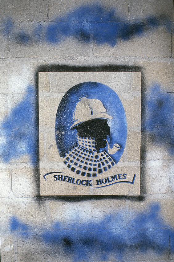 Sherlock Holmes / PJ (Paris18e) / 1991