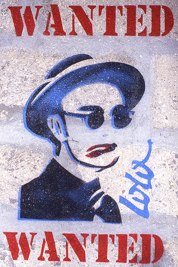 WANTED / PJ (Paris 18e) /1991