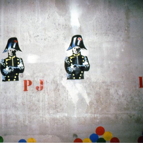 1991 / Gendarmes / PJ (18e)