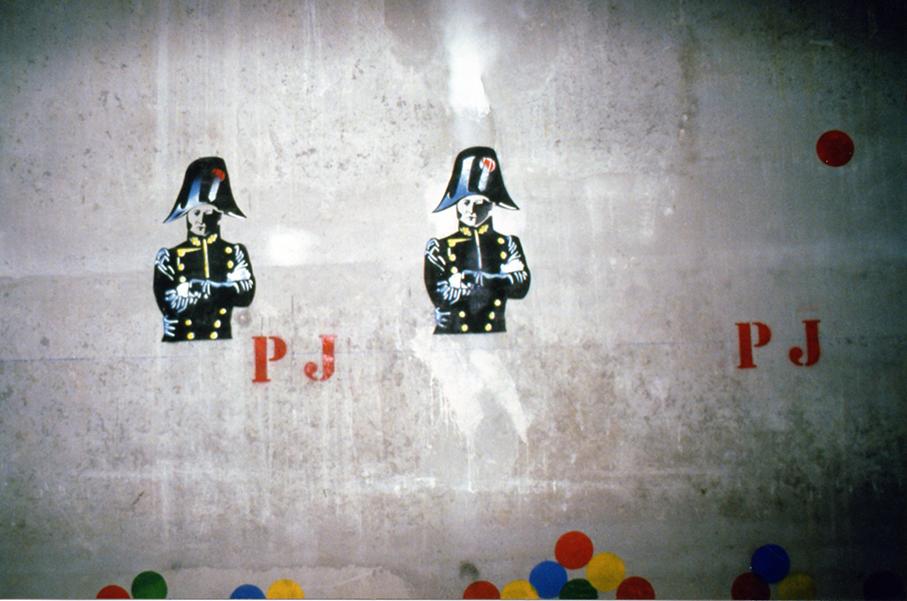 Jeux de massacre / PJ (Paris 18e) / 1991