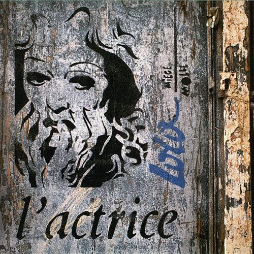 1991 / l'actrice / Paris (3e)