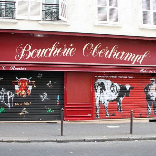2007 / Nuit Blanche /  Paris (11e)