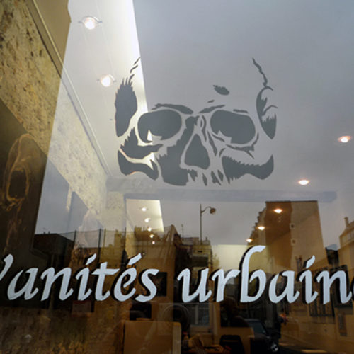 2010 / Vanités urbaines / Paris (11e)