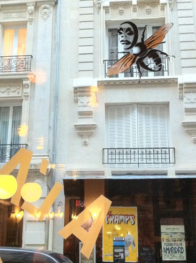 la Mouche / Paris (11e)