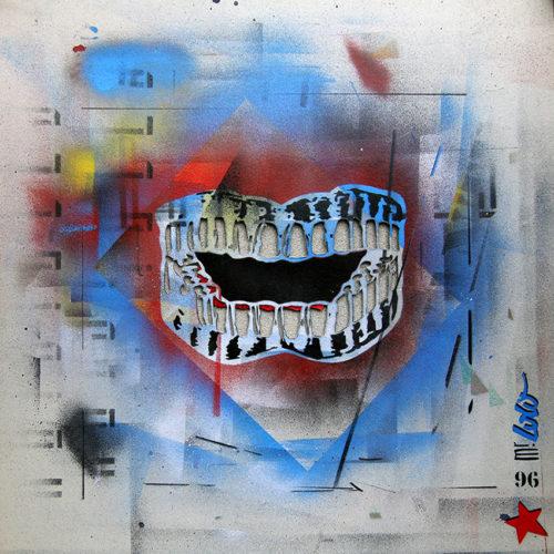 1996 / Le Dentier / Recto