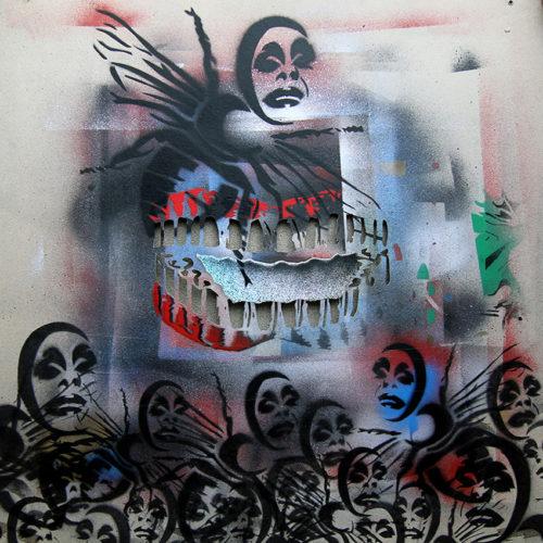 1996 / Le Dentier / Verso