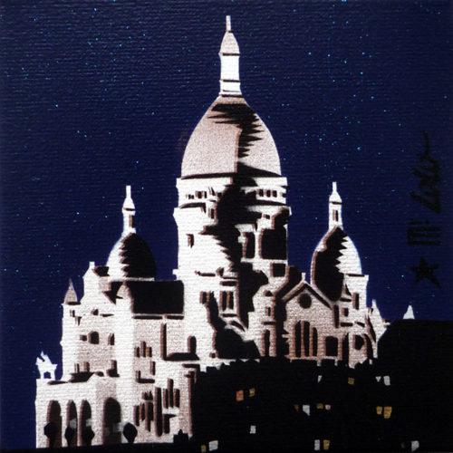 2012 /Le Sacré Coeur / 30x30